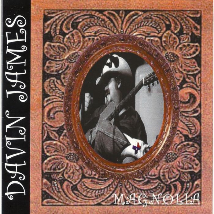 Magnolia CD by Davin James
