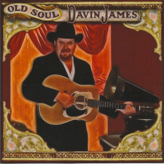 Old Soul CD by Davin James