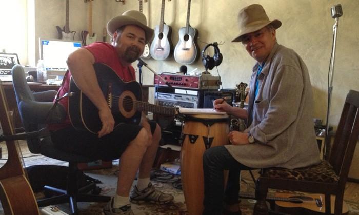 Davin James & Keith Sykes