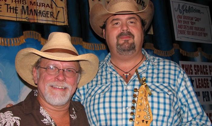 Davin James & Tommy Alverson