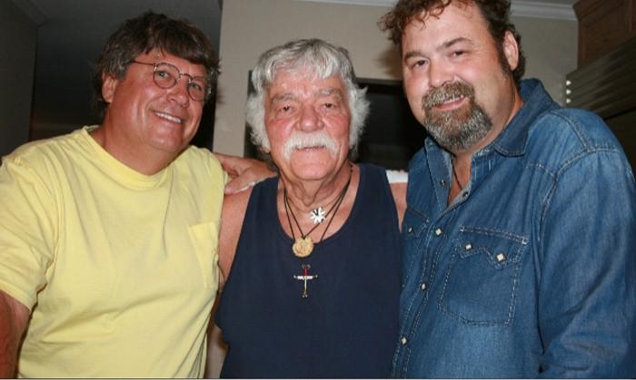 Doug Montgomery, Ed Bruce, Davin