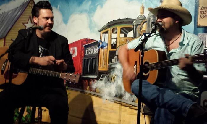 Davin James & Jesse Dayton