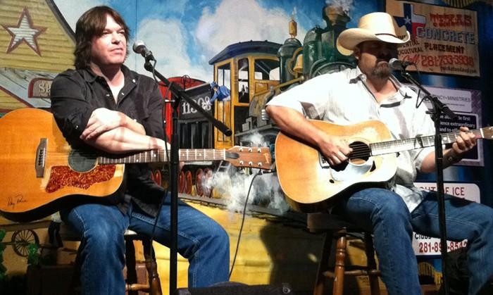 Davin James & Mike Stinson