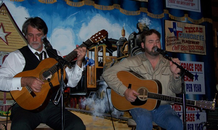 Davin James & Richard Leigh