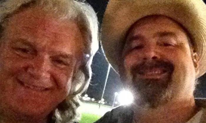 Davin James &  Ricky Skaggs