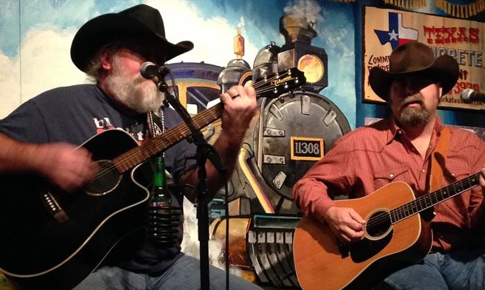 Davin James & Terry Rasor