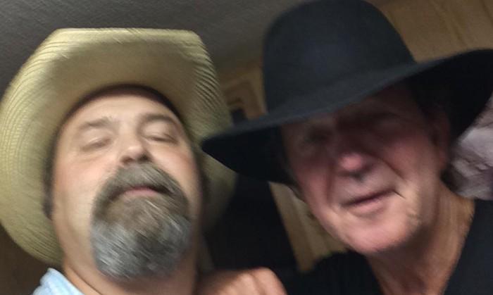 Davin James & Tony Joe White