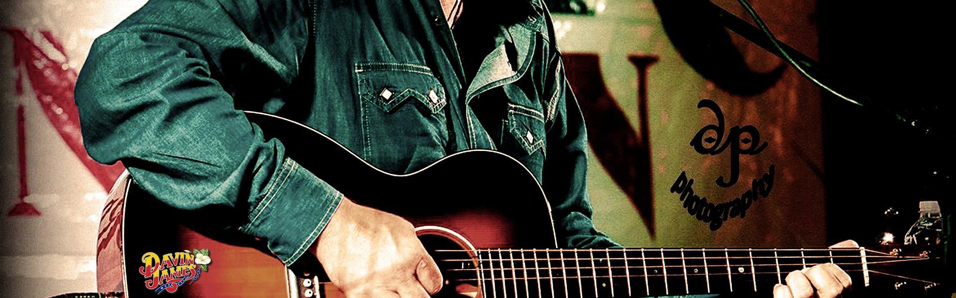 Davin James Acoustic Performance