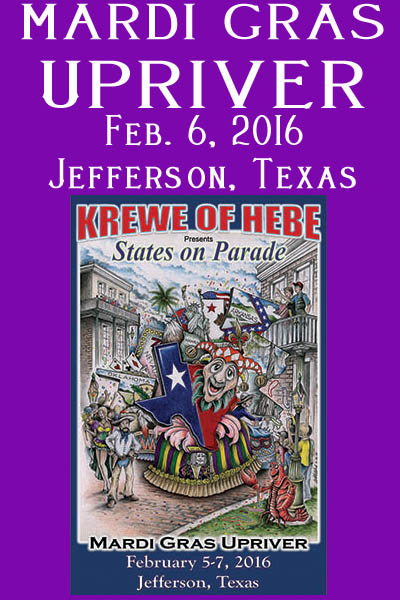 Jefferson TX Mardi Gras