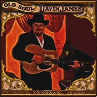 Davin James Music Album - Old Soul