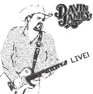 Davin James Live Album